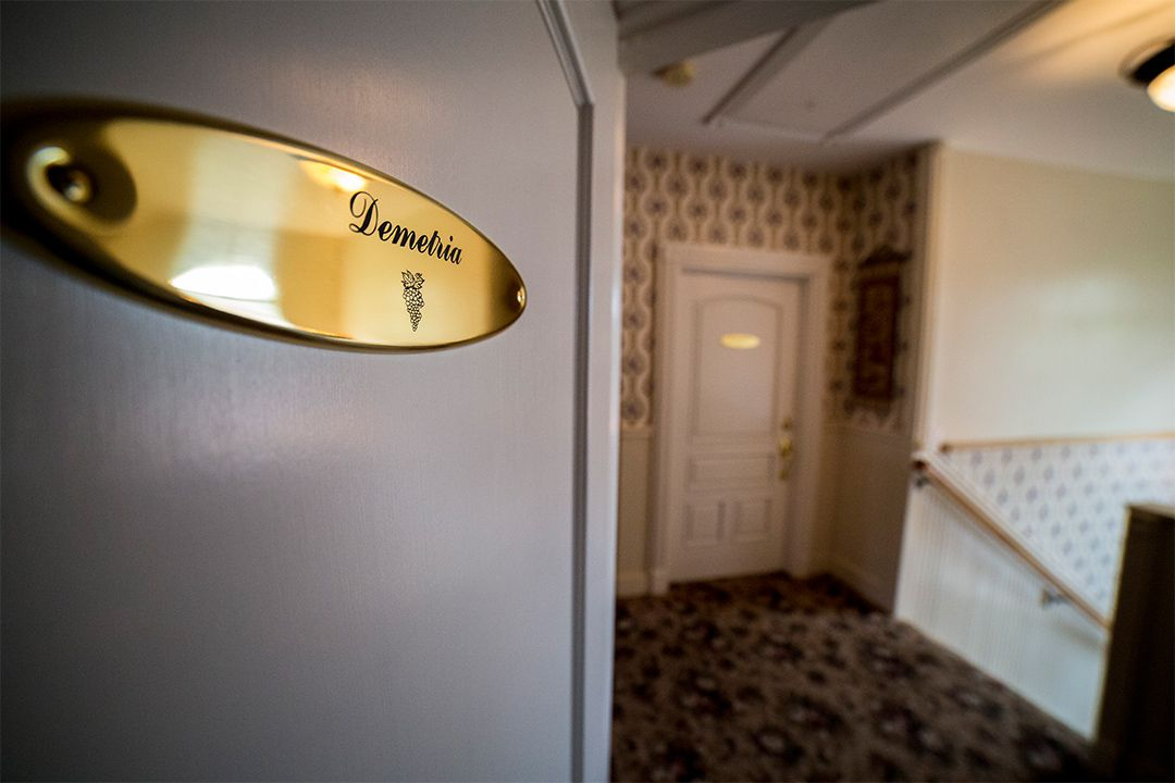 Our Demetria Room is Named for One of Our All Time Favorite Wineries in Foxen Canyon