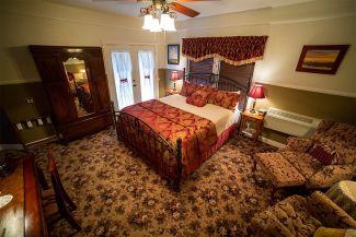 modish room