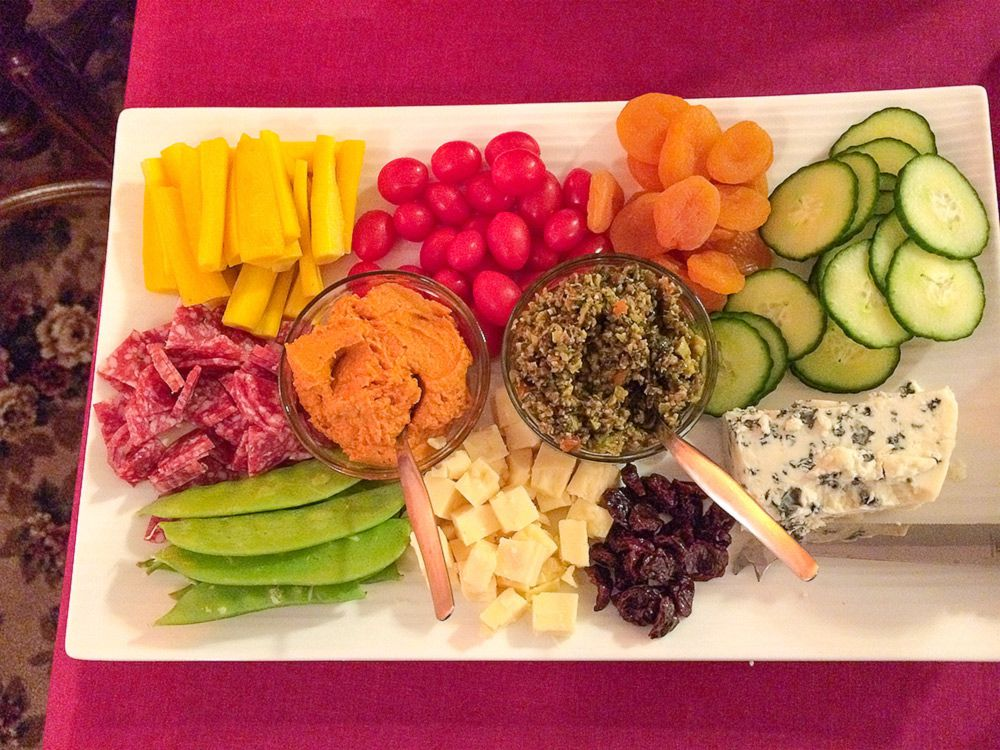 Homemade & Healthy Hors d'oeuvres For Happy Hour