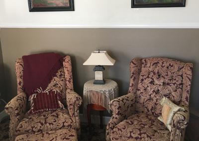 ForFriends Inn Imagine Suite Sitting Area