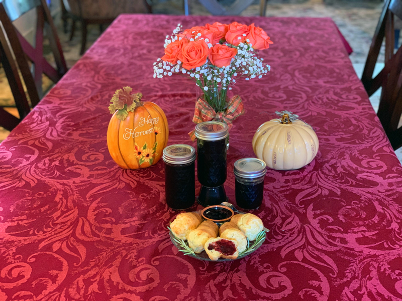 ForFriends Inn Fare: Our Homemade Wine Jelly
